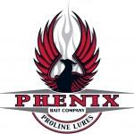 Phenix Lures logo vector